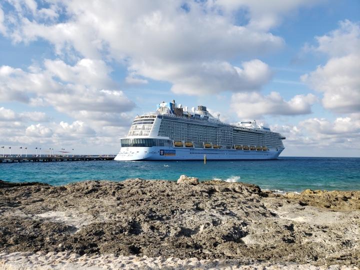 Royal Carribbean – Anthem of the Seas – Days 2 &3